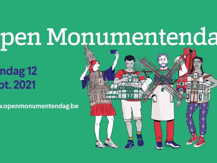 Open monumenten dag NL